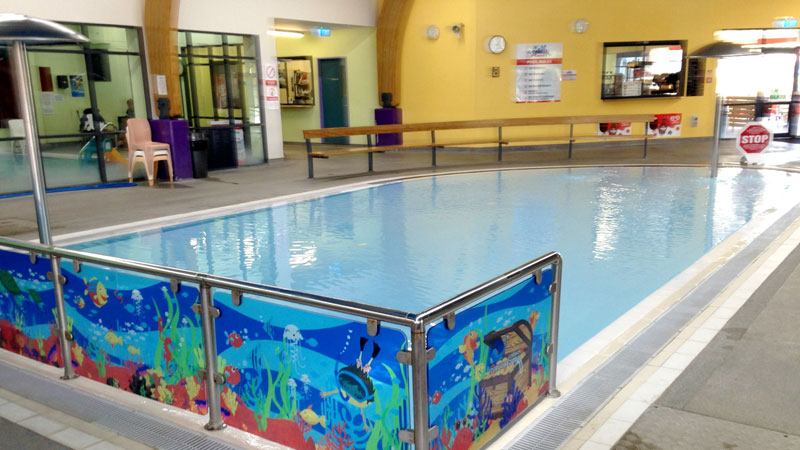 Splash Centre Toddlers Pool