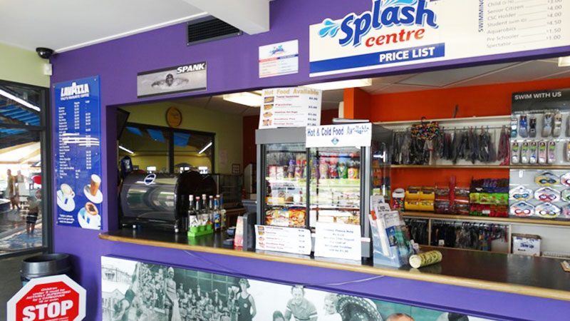 Splash Centre Cafe